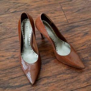 Pointy BCBGGIRLS heels